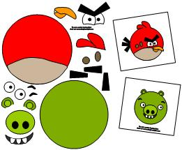 image about Angry Birds Printable referred to as Manufacturing Understanding Enjoyable Indignant Birds Printables