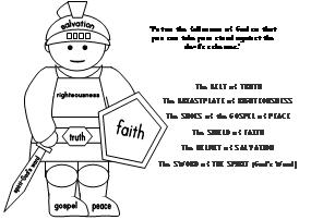 Sunday School Bible Coloring Pages - Children's Ministry