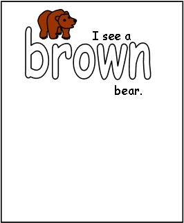 The Word Brown