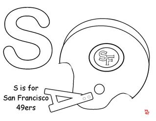 learning printables for kids - Steelers Coloring Pages Printable