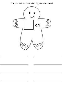 Me moreover pre k rhyming words worksheets in addition the gingerbread