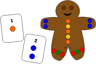 Math Ideas For Gingerbread Theme