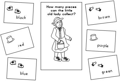 photo regarding There Was an Old Lady Printable Template named Enjoyable Understanding Printables for Little ones
