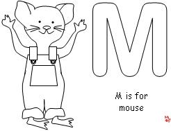 if you give a mouse a cookie coloring pages - photo #13