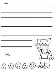 If You Take A Mouse To School Coloring Page