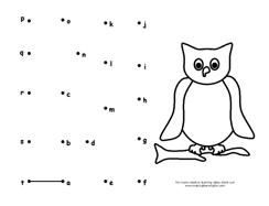 Making Learning Fun Literacy Ideas For Owl Theme
