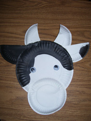 Cow Paper Plate Project & Cow Paper Plate Project This