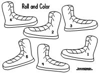 100 Day Activities All About Me Shoes Coloring Page Pete The Cat