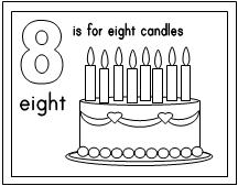 Block Number Coloring Pages Coloring Pages